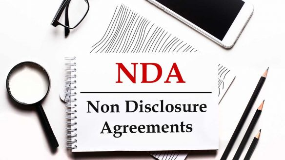 What is a non-disclosure agreement?